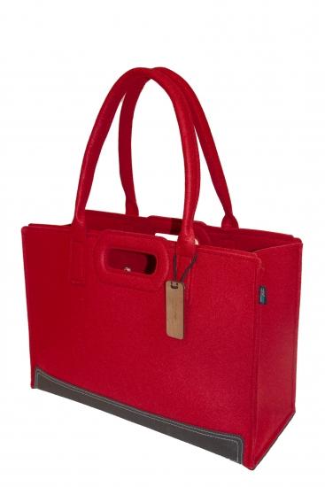 Filztasche - Lady Bag XL