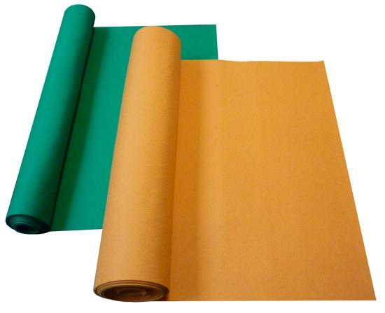 Farbfilz 100% PES, Rolle 1,5mx60cm