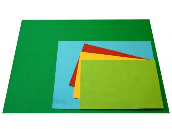 Farbfilz 100% PES, Zuschnitt 40x30cm