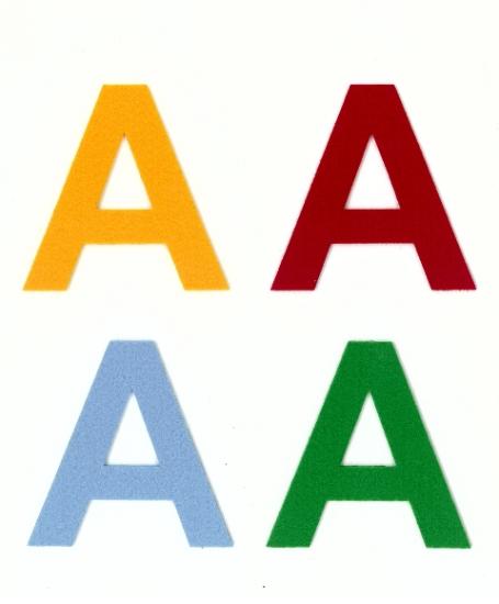 voigt24shop - Buchstaben A-Z
